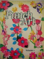 P/B - PUNCH YOUR ART OUT Vol 1 - easy creative and fun - endless possibilities