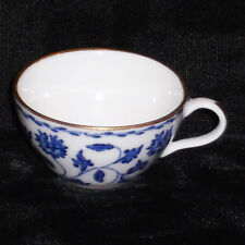 VINTAGE SPODE MINI / MINIATURE COLONEL BLUE TEA CUP ONLY!!  MINT