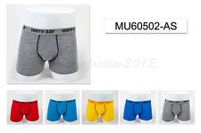 5pc Size 5 4-6 years Comfort Cotton Boys Boxers Briefs Classic Kids Underwear