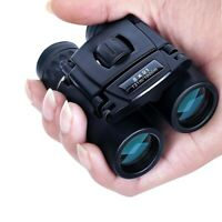 Compact Binoculars Long Range Zoom Mini Hunting Travel Folding 8x21 Telescope