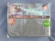 Soft Home 4 Piece Sheet Set Twin Size  Cloud Soft Conford