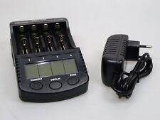 XCell BC-X4000 Ladegerät für NiMH+Li-Ion Akkus  USB **NEU mit Rechnung**