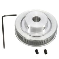 Puleggia GT2 Timing Belt Pulleys 60 Tooth 60T 8mm Bore For RepRap Prusa Mendel