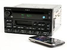 Ford Truck and Van Radio 1999-2010 AM FM CD CS w Bluetooth Music 1F2F-18C868-AA