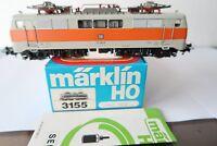 "Märklin HO/AC 3155 E - Lok BR 111 136-8 DB "" S - Bahn "" (AC/102-35S11/4)"