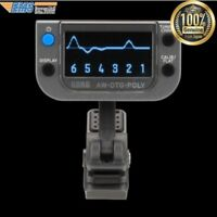 KORG AW-OTG-POLY Polyphonic Clip-On Tuner for Korg guitar F/S from JAPAN