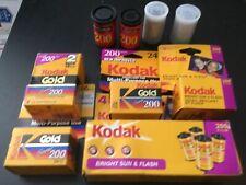 KODAK 200 COLOR FILM /EXPIRED