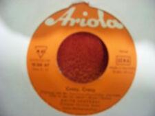 Anita Traversi-Crazy, Crazy/settembre-Moon German Ariola 45
