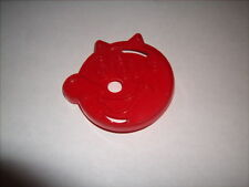 """Vintage Reddy Killowatt 3"""" COOKIE CUTTER Advertising  Never Used Made in USA"""