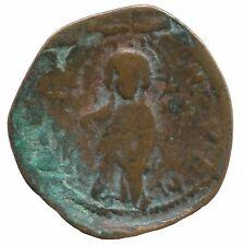 Byzantine Constantine X Ae Follis 1059-1067 Constantinople 5,1g/29mm Sav1013.10