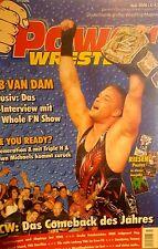 Power Wrestling 7/2006 WWE WWF TNA Rob van Dam ECW