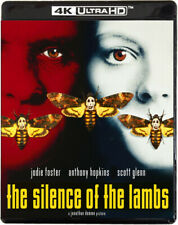 Silence Of The Lambs (1991) 4K Ultra HD Blu-ray