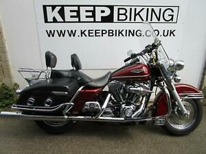 2002 HARLEY DAVIDSON FLHRCI 1550cc ROAD KING CLASSIC  23761 MILES. STAGE 1.