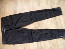 7 FOR ALL MANKIND coole dunkle skinny JeansGr. 29 w. NEU BI917