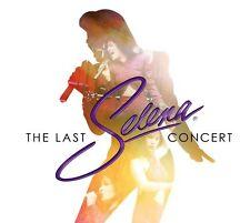 Last Concert by Selena (Vinyl, Jun-2017, 2 Discs, Universal)