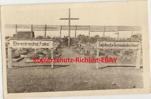 org Foto: Wehrmacht Russland Soldatenfriedhof bei Stalingrad Ehrenfriedhof FALKE