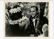 MUTINY ON BOUNTY Original Movie Still 8x10 Marlon Brando Tarita Terii 1962 10308