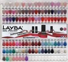 Layla Layba Smalto Gel Polish Calabasas 660