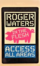 ROGER WATERS - 1999 - LAMINATED BACKSTAGE PASS - ACCESS ALL AREAS - (PINK FLOYD)