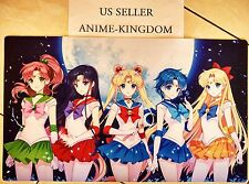 Custom Yugioh Playmat Play Mat Large Mouse Pad Sailor Moon  #569