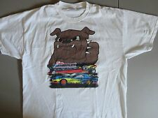 "White Texas Motorplex ""50 Most Wanted"" T Shirt 2XL Free US Shipping"