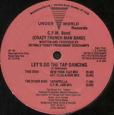 C.F.M. BAND - Let's Do The Tap Dancing - Underworld - AP 153 - Usa