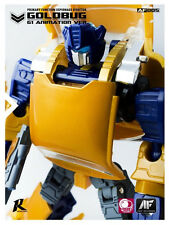 Art Feather Af Robot Bumblebee Beetle Goldbug G1 Animation Ver. New