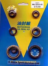 Engine Oil Seal Kit Suzuki RM 125 RM125 2001-2003 Mitaka 267
