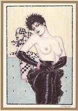 Olivia De Berardinis Lithograph Untouchables #114/500 Signed Bane Editions