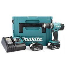 Makita Dhp453rfe 18V litio martillo percutor combi 2 Baterías 101 piezas