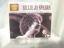 Rare The Best Of Billie Jo Spears Country Gold From Galaxy Music 2002 cd6694