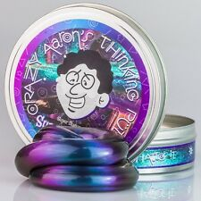 """Super Scarab Super Illusions Crazy Aaron's Thinking Putty New small 2"""" tin"""