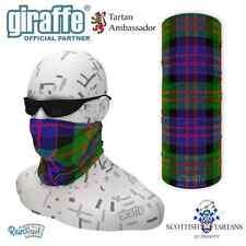 MacDonald Clan Scottish Tartan Multifunctional Headwear Neckwarmer Tube Bandana