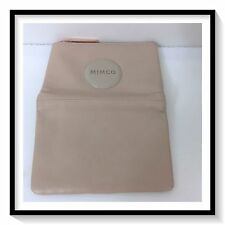 Mimco Leather MIM SMALL FOLD Wallet Clutch Purse BNWT RRP$149 Pancake