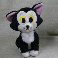 "Black  Figaro cat series plush doll 7""  CUDDLY TOY PINOCCHIO"
