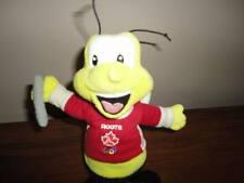 Roots Cheerios Canadian Olympic Baton Bee Doll