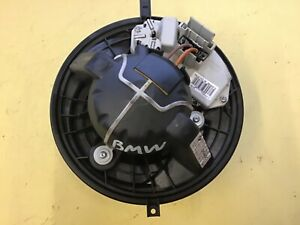USED BMW E90 E91 HEATER BLOWER MOTOR FAN WITH AIR CON 2006