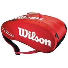 Wilson Tour Molded 9 High Quality Tennis Racket Bag RRP £80