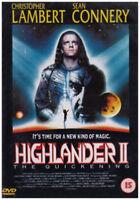 Highlander 2 - The Accélération DVD Neuf DVD (EDV9119)