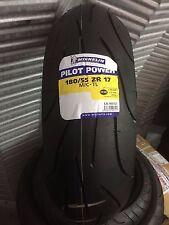 ONE 1805517 Motorbike tyre Michelin Pilot Power Rear 180/55 ZR17 73W ONE TYRE
