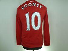 "MANCHESTER UNITED Football Shirt 2011-2012 Rooney 10 Size YXL - 34"""
