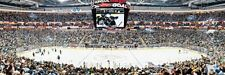 Jigsaw puzzle NHL Pittsburgh Penguins Consol Energy Center Stadium NEW 1000 piec
