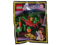 Lego Friends - 561507 - Le jardin -  Garden foil pack