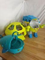 Octonauts Toy Bundle Octolab