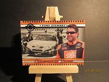 2008 Wheels American Thunder Campaign Trail #CT10 Tony Stewart