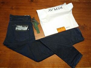 Replay Herren Anbass Hyperflex Clouds Slim Jeans, Blau (Dark Blue 007), 34W / 32