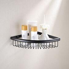 Bathroom ORB Wall Mounted Shower Soap Caddy Basket Storage Corner Shelves  183