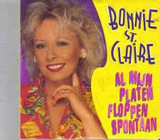 Bonnie St Claire-Al Mijn Platen Floppen Spontaan cd single
