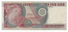 100000 LIRE  BOTTICELLI DECR 20 GIUGNIO 1978