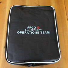 ARCO LA Refinery Operations Team Pak A Robe Two Seater Seat Cushion Blanket Case